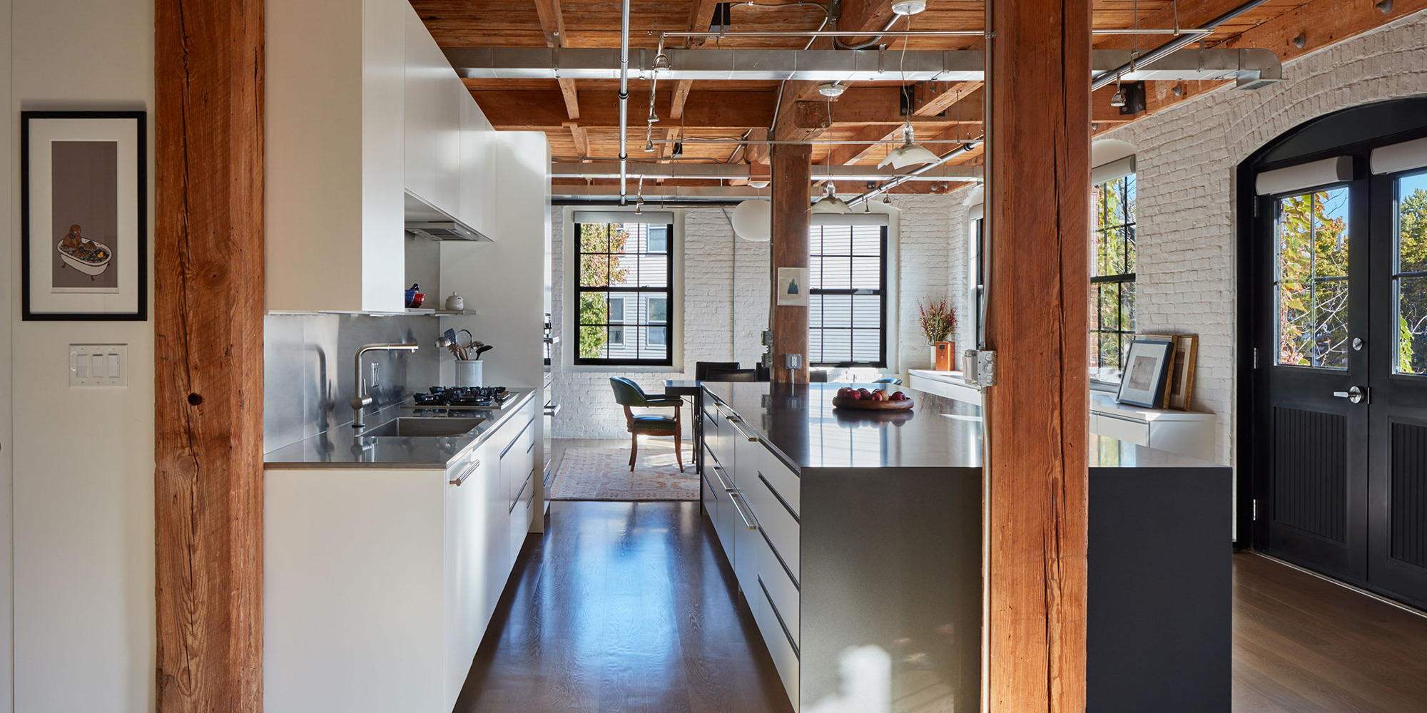 Tannery Home Remodel by Shake Architecture and Construction